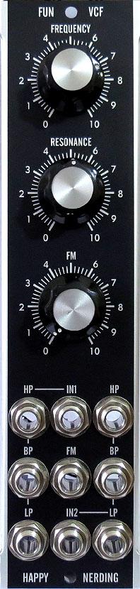 FUN VCF panel